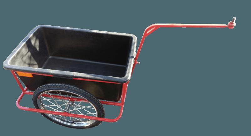 Телега на велосипед